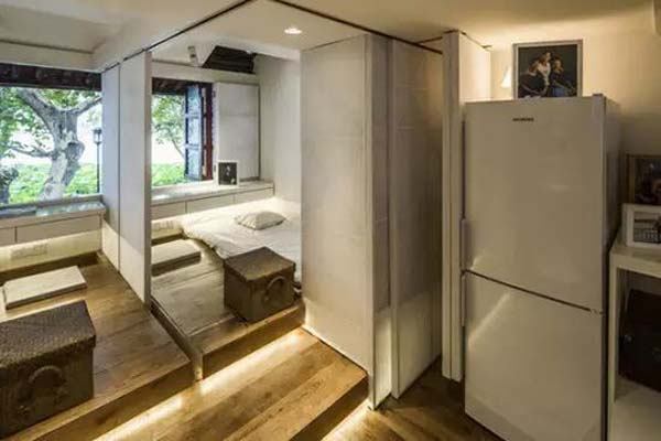 Cách Cải Tạo cho căn nhà của bạn với khoảng không gian hẹp