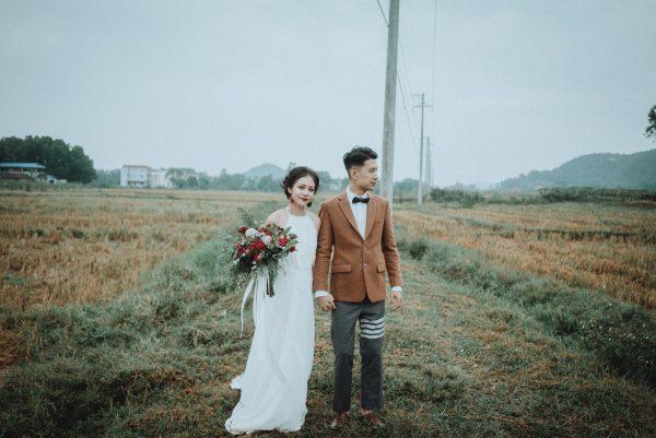 Có gì trong lễ cưới bí mật đẹp thoát tục của cặp đôi Việt được báo Tây ca ngợi hết lời - Ảnh 8.