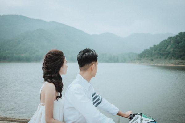 Có gì trong lễ cưới bí mật đẹp thoát tục của cặp đôi Việt được báo Tây ca ngợi hết lời - Ảnh 19.