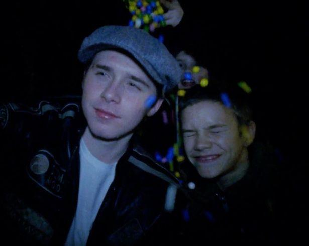 Harper đáng yêu xuất hiện trong video âm nhạc của anh trai - Ảnh 2.