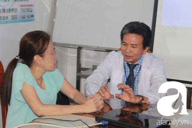 Người phụ nữ bị U gây bệnh nhuyễn xương đầu tiên tại Việt Nam được cứu chữa ngoạn mục - Ảnh 5.
