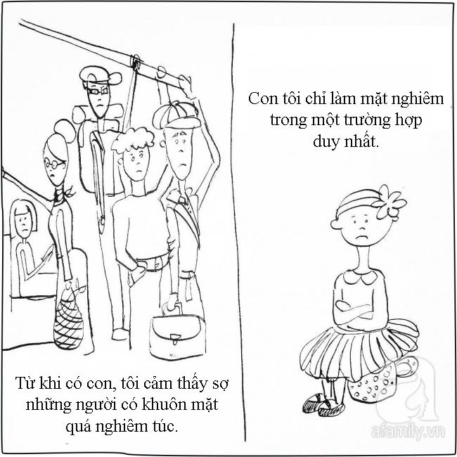 Bộ tranh lột tả trúng phóc các tình huống dở khóc dở cười khi làm cha mẹ  - Ảnh 11.