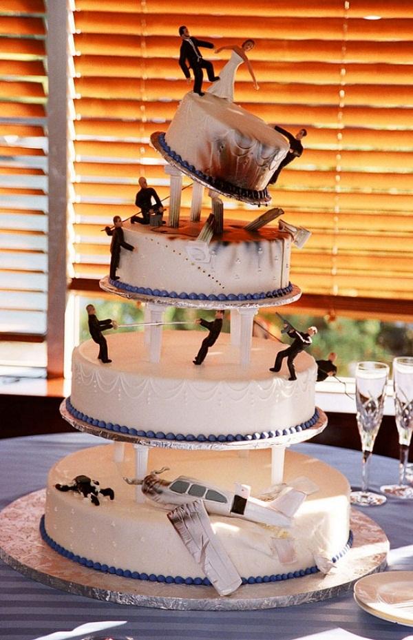 Những chiếc bánh đẹp và lạ khiến bạn muốn ngắm mãi chẳng nỡ ăn - Ảnh 2.