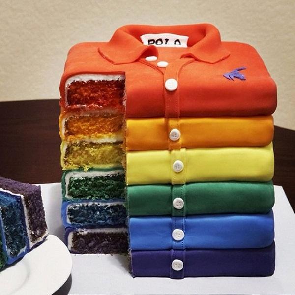 Những chiếc bánh đẹp và lạ khiến bạn muốn ngắm mãi chẳng nỡ ăn - Ảnh 5.