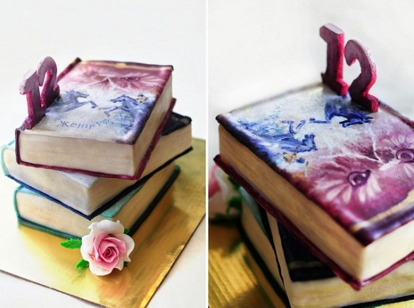 Những chiếc bánh đẹp và lạ khiến bạn muốn ngắm mãi chẳng nỡ ăn - Ảnh 6.