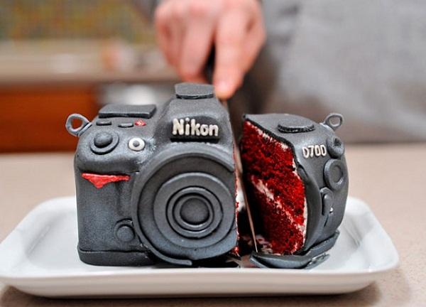 Những chiếc bánh đẹp và lạ khiến bạn muốn ngắm mãi chẳng nỡ ăn - Ảnh 8.