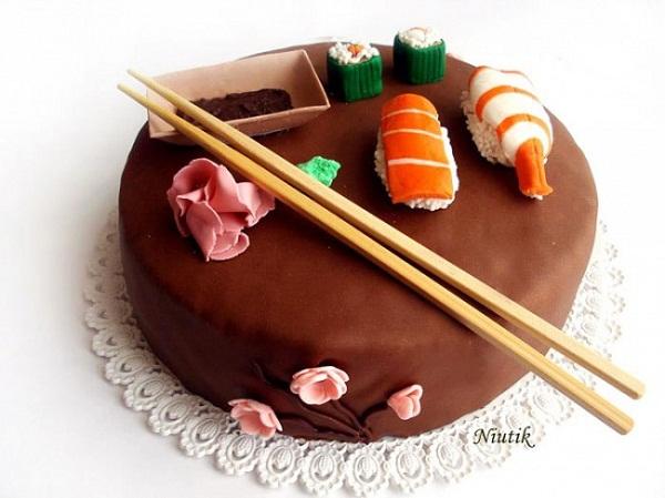 Những chiếc bánh đẹp và lạ khiến bạn muốn ngắm mãi chẳng nỡ ăn - Ảnh 14.