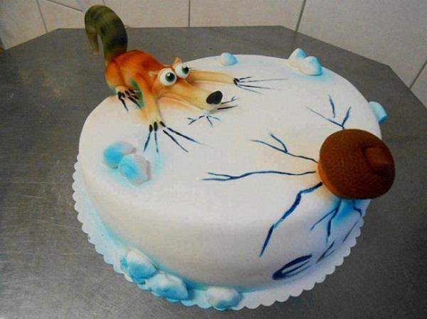 Những chiếc bánh đẹp và lạ khiến bạn muốn ngắm mãi chẳng nỡ ăn - Ảnh 20.
