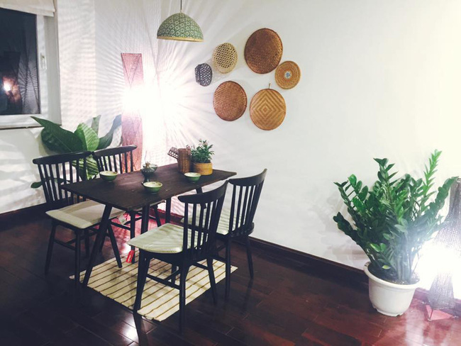 6 homestay cực xinh ở Hà Nội để nghỉ dưỡng dịp Tết dương lịch cho người lười đi xa - Ảnh 9.