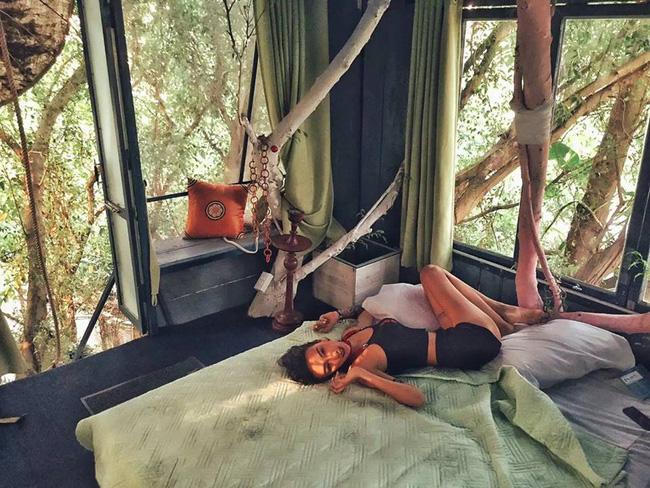 6 homestay cực xinh ở Hà Nội để nghỉ dưỡng dịp Tết dương lịch cho người lười đi xa - Ảnh 5.