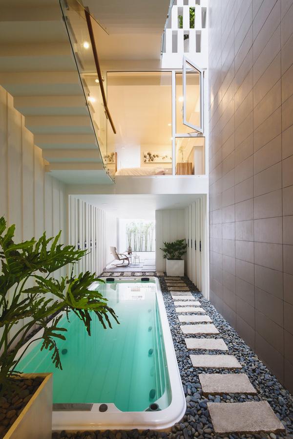 5 ngôi nhà Việt có thiết kế ấn tượng nhất năm 2016 khiến báo Tây khen nức nở - Ảnh 28.