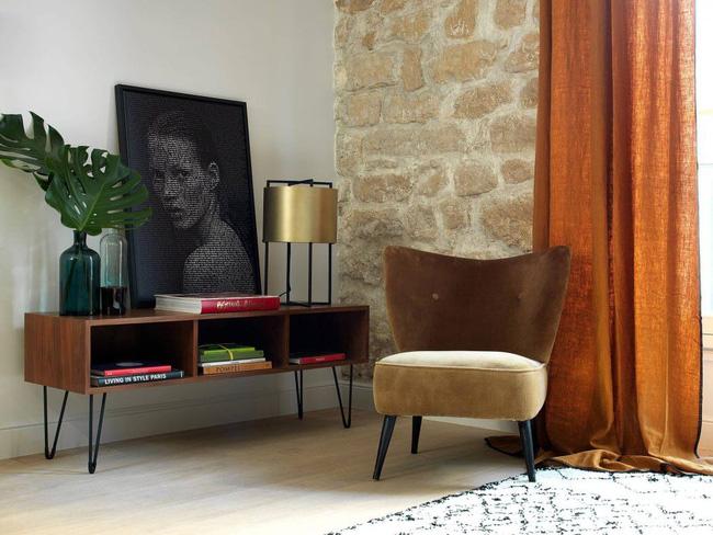 Căn hộ 45m² đơn giản mà đẹp xuất sắc với thiết kế cực hợp lý cho vợ chồng trẻ - Ảnh 3.