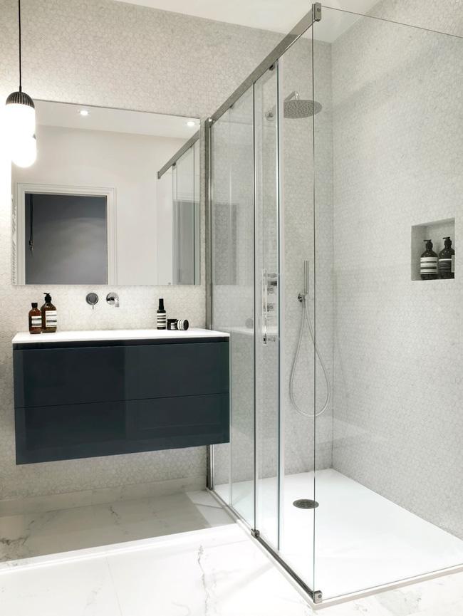 Căn hộ 45m² đơn giản mà đẹp xuất sắc với thiết kế cực hợp lý cho vợ chồng trẻ - Ảnh 10.
