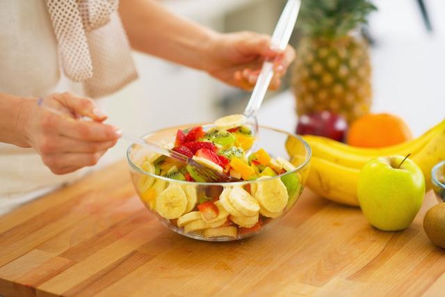 Bữa sáng thú vị cùng salad trái cây - Ảnh 3.