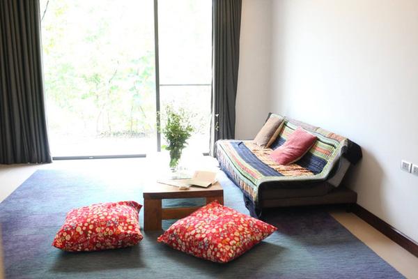6 homestay cực xinh ở Hà Nội để nghỉ dưỡng dịp Tết dương lịch cho người lười đi xa - Ảnh 35.