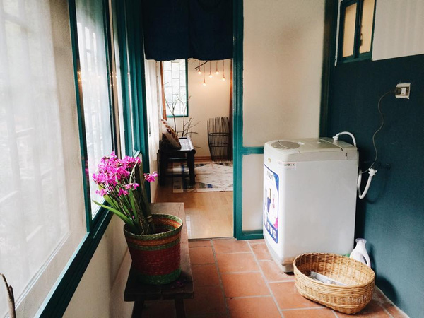6 homestay cực xinh ở Hà Nội để nghỉ dưỡng dịp Tết dương lịch cho người lười đi xa - Ảnh 17.