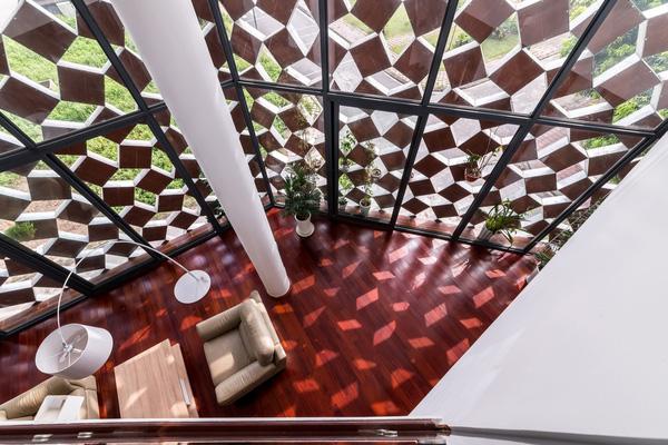 5 ngôi nhà Việt có thiết kế ấn tượng nhất năm 2016 khiến báo Tây khen nức nở - Ảnh 34.