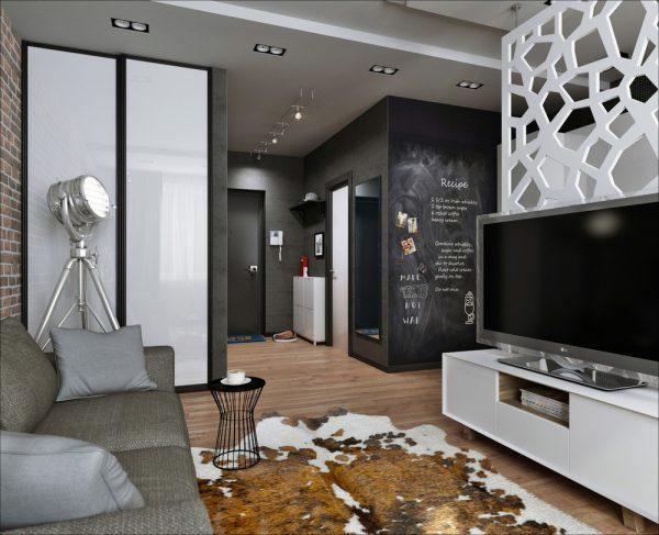 2 căn hộ 30m² đẹp đến mức xóa tan mọi định kiến về nhà nhỏ - Ảnh 7.