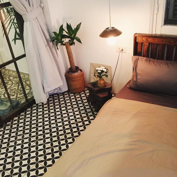 6 homestay cực xinh ở Hà Nội để nghỉ dưỡng dịp Tết dương lịch cho người lười đi xa - Ảnh 21.