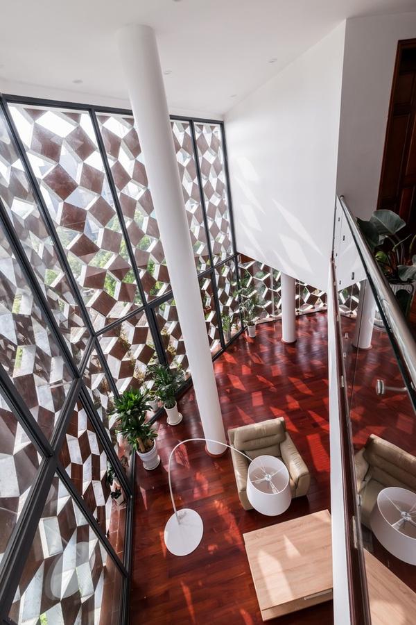 5 ngôi nhà Việt có thiết kế ấn tượng nhất năm 2016 khiến báo Tây khen nức nở - Ảnh 36.