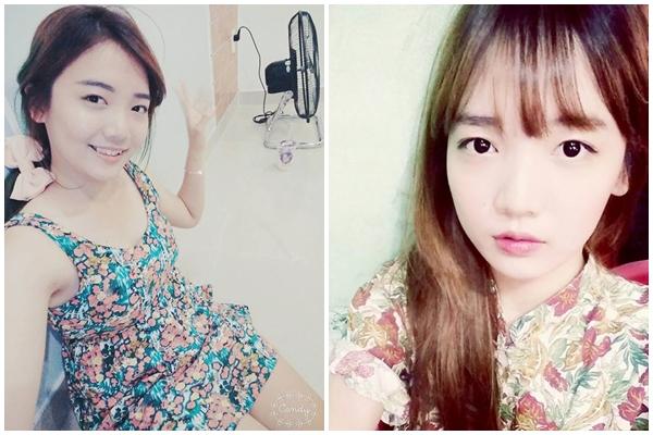 Cận cảnh nhan sắc cô em ruột kín tiếng xinh đẹp không kém Hari Won - Ảnh 11.