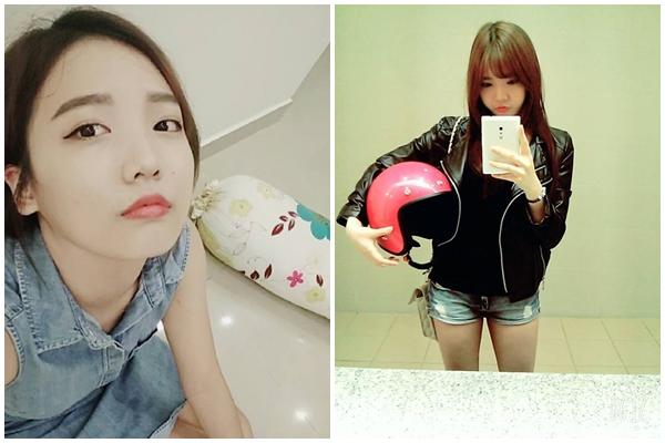 Cận cảnh nhan sắc cô em ruột kín tiếng xinh đẹp không kém Hari Won - Ảnh 12.
