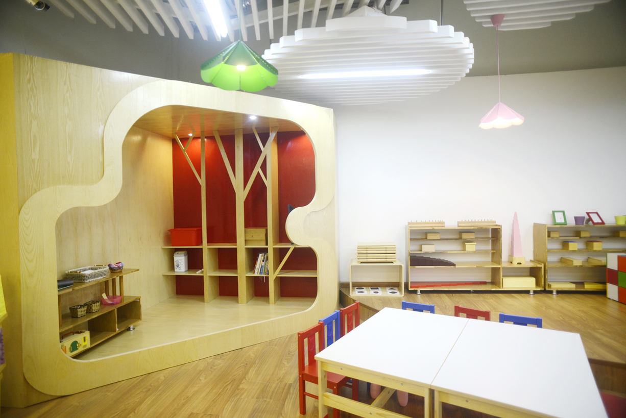 Modern Preschool Classroom ~ Những trường mầm non quot không chê vào đ u được ở quận cầu