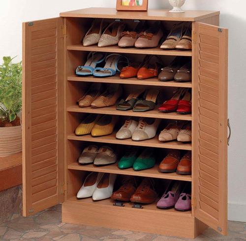 Rước xui vào nhà chỉ vì không biết cách sắp xếp tủ giày hợp lý - Ảnh 2.