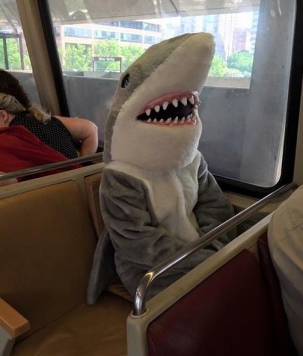 Nếu không muốn trở thành trò cười cho thiên hạ chớ diện đồ kiểu này đi phương tiện công cộng - Ảnh 10.