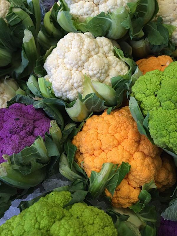 Những loại rau củ rực rỡ sắc màu khiến nhiều người không tin chúng có thật - Ảnh 5.