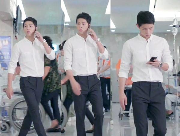 Ngẩn ngơ trước phong cách chuẩn soái ca ngôn tình của 3 mỹ nam phim Hàn - Ảnh 5.