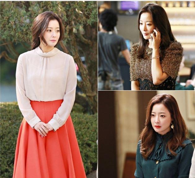 Mỹ nhân không tuổi Kim Hee Sun dát hàng hiệu không đếm xuể trong Phẩm chất quý cô - Ảnh 5.
