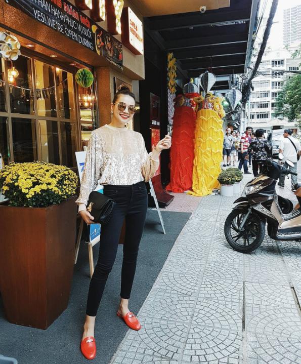 Đây là lý do các người đẹp Việt đang tạm cất giày cao gót vào một góc - Ảnh 13.
