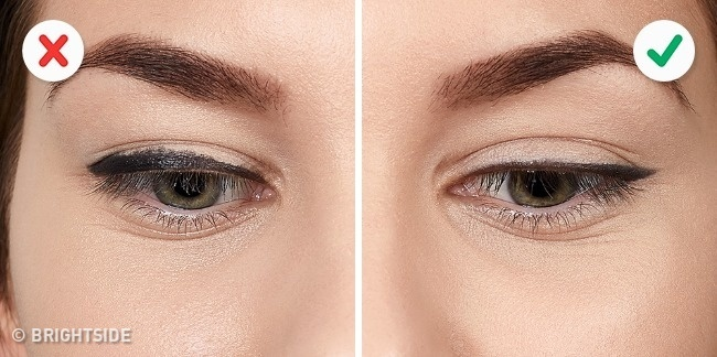9 lỗi kẻ mắt dễ gặp phải khiến các nàng mất đi vài điểm nhan sắc - Ảnh 1.