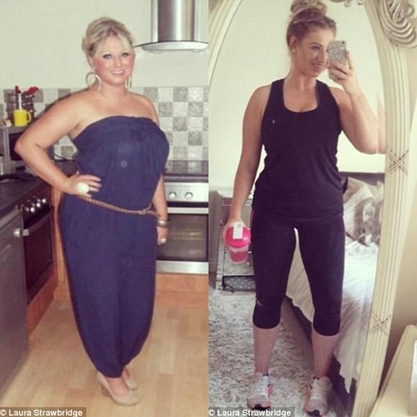 Không làm thì thôi chứ đã giảm cân thì phải từ 88 kg xuống thành người mẫu như cô này này - Ảnh 7.