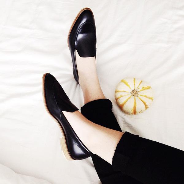 Những mẫu giày bệt thoải mái cho ngày nàng công sở quá mệt mỏi vì giày cao gót - Ảnh 12.