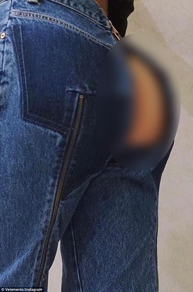 Các hãng thời trang liên tiếp tung ra những kiểu quần jeans lạ đời khiến dân tình mắt tròn mắt dẹt - Ảnh 5.