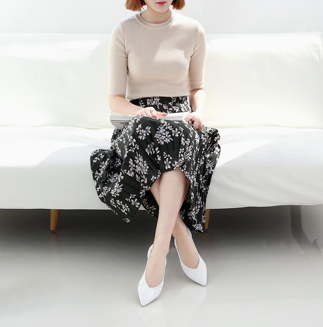 """Điểm danh 11 kiểu giày bệt quen thuộc giúp nàng công sở lựa chọn được thiết kê """"nịnh"""" chân nhất - Ảnh 17."""