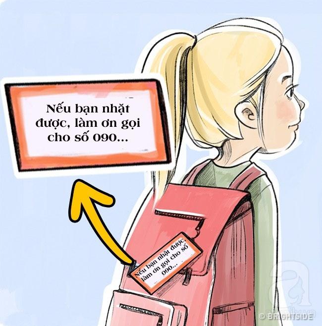 kidsonline-7 nguyên tắc an toàn dạy con tránh nạn bắt cóc1