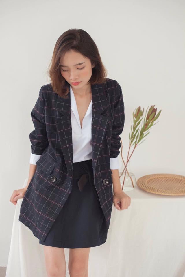 Những thiết kế blazer giá chưa quá 700 ngàn đến từ các thương hiệu Việt bạn cần sắm ngay trong thu này - Ảnh 1.