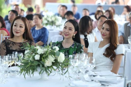 Thanh Lam sánh vai Tuấn Ngọc tại siêu tiệc đẳng cấp - Ảnh 3.