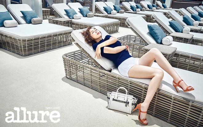 2 mỹ nhân xứ Hàn ở tuổi U50 rồi thế mà vẫn tươi trẻ như gái 20 thế này! - Ảnh 9.