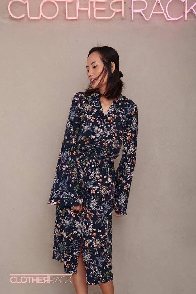 Nàng duyên dáng đừng bỏ qua loạt thiết kế váy-áo tay loe đến từ thương hiệu Việt này nhé! - Ảnh 3.