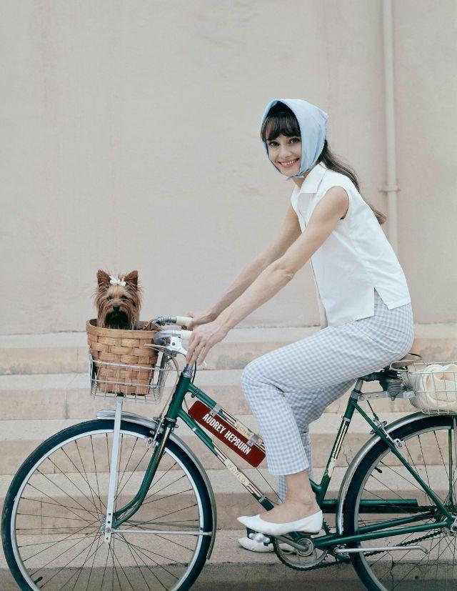 Đến Audrey Hepburn - biểu tượng thời trang bất hủ mọi thời đại, cũng trung thành với giày bệt xinh xắn - Ảnh 6.