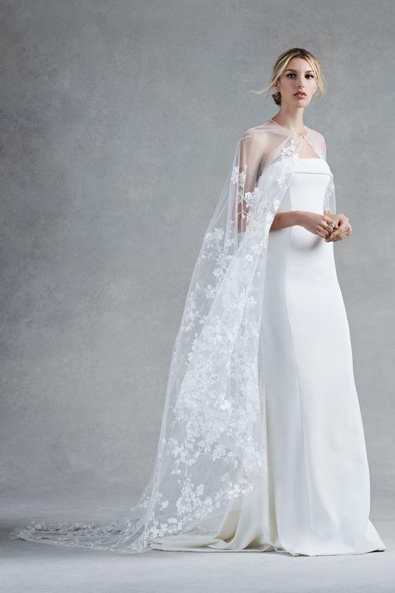 Nếu cưới năm nay, nhất định bạn phải chọn kiểu áo cưới này! - Ảnh 1.