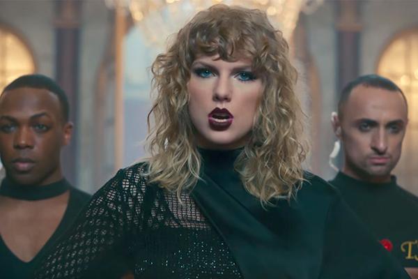 Ra mắt hẳn một MV đá xoáy vợ chồng nhà Kim thế mà Taylor Swift lại dùng son của cô em Kylie - Ảnh 4.