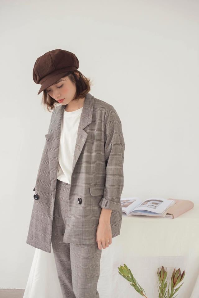 Những thiết kế blazer giá chưa quá 700 ngàn đến từ các thương hiệu Việt bạn cần sắm ngay trong thu này - Ảnh 3.