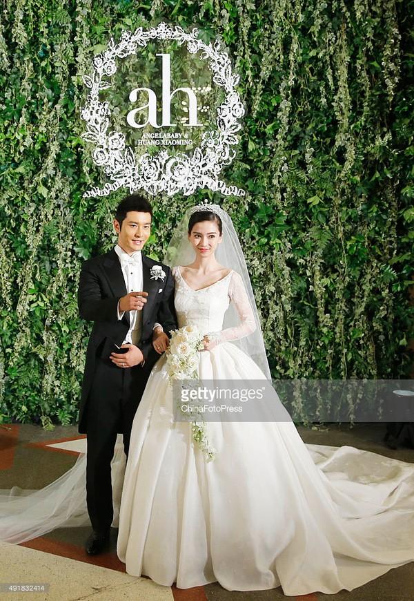 Cùng với Song Hye Kyo, nhiều người đẹp cũng từng diện thiết kế váy cưới Dior trong ngày trọng đại - Ảnh 5.