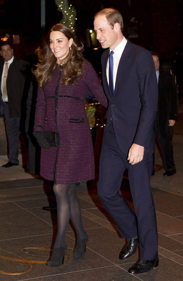 Bầu bí lần 3, Công nương Kate vẫn rất chăm diện lại đồ của vài năm trước - Ảnh 2.