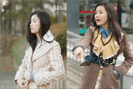 Đây là những nhân vật có gu thời trang ấn tượng nhất phim Hàn trong năm 2017 - Ảnh 2.